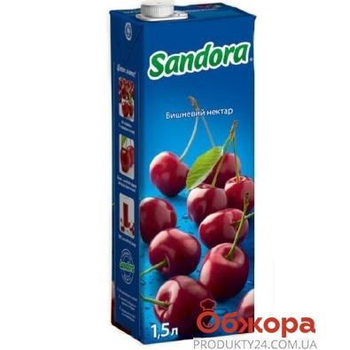 Сок Сандора (Sandora) вишня 1,5 л – ИМ «Обжора»