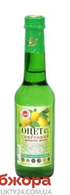 Уксус Уникон лимонный 6 % 0.275 л – ИМ «Обжора»