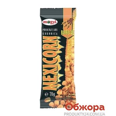 Кукуруза жаренная Можи (Mogyi) барбекю 70 г – ИМ «Обжора»