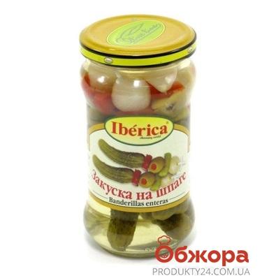 Закуска на шпажках Иберика (Iberica) 285 г – ИМ «Обжора»