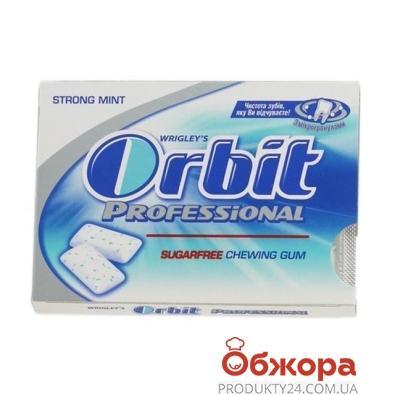 Жевательная резинка Орбит под.профессионал – ИМ «Обжора»