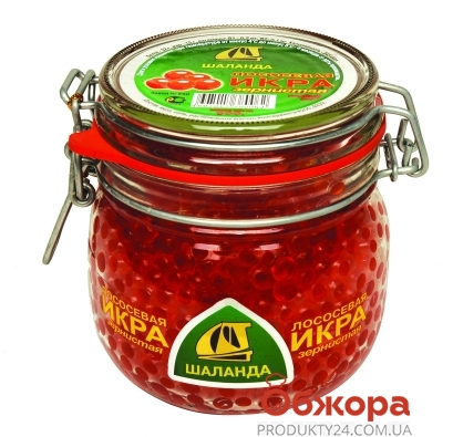 Икра красная Шаланда 600г – ИМ «Обжора»