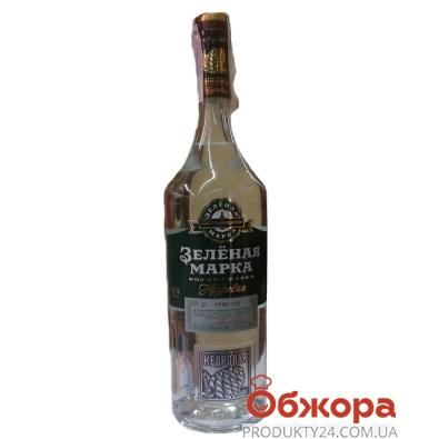 Водка Главспирттрест Кедровая 0,7 л – ИМ «Обжора»