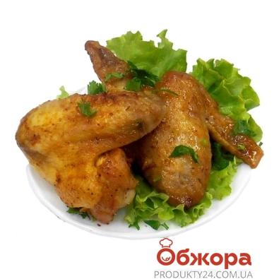 Крылья куриные  в медовом соусе – ИМ «Обжора»