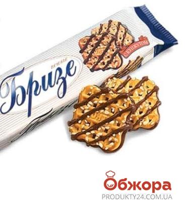 Печенье Конти (Konti) Бризе 150г кунжут – ИМ «Обжора»