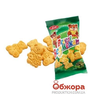 Печенье Одесса Люкс Веселые медвежата 100 г – ИМ «Обжора»