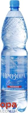 Вода Прозора 1.5л – ИМ «Обжора»
