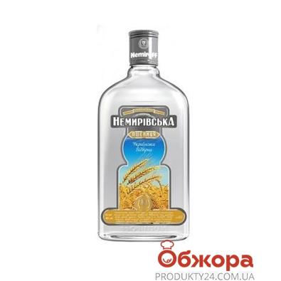 Водка Немирофф (Nemiroff) пшеница отборная 0.5л. – ИМ «Обжора»
