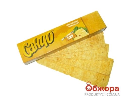 Чипсы Санчо 80г сыр – ИМ «Обжора»