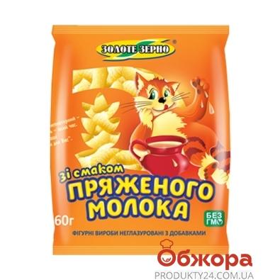 Кукурузные палочки Золотое Зерно Топленое молоко 60 г – ИМ «Обжора»