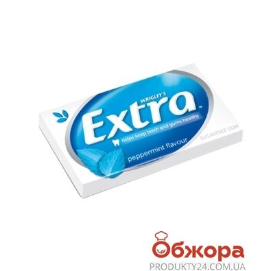 Жевательная резинка Ригли Экстра пеперминт (14 пластинок) – ИМ «Обжора»