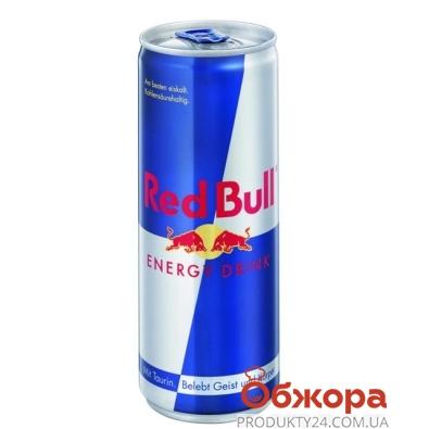 Напиток энергетический Ред Бул 0,35 л. – ИМ «Обжора»