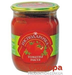 Томатная паста Господарочка 500 г – ИМ «Обжора»
