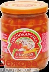 Фасоль Господарочка с овощами 500 г – ИМ «Обжора»