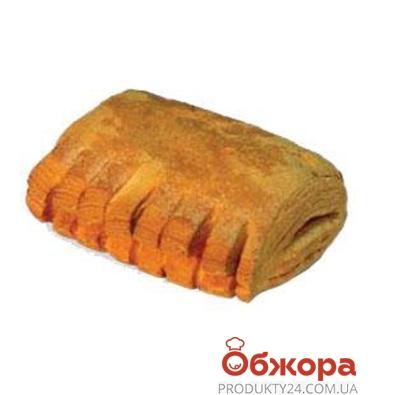 Слойка Булкин с абрикосовой начинкой 75 г – ИМ «Обжора»