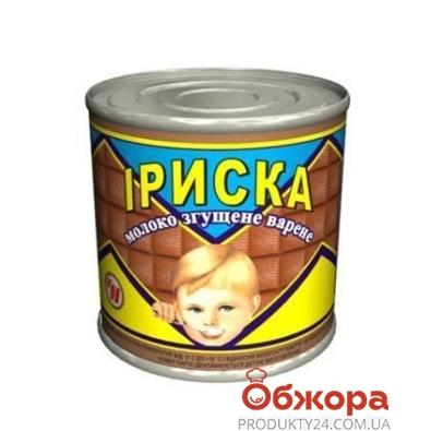 Сгущенное молоко Ириска 380г ж/б Первомайский МКК – ИМ «Обжора»