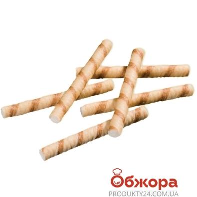 Вафельные трубочки Рошен (Roshen) Крем сгущенное молоко – ИМ «Обжора»