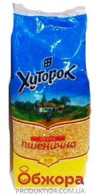 Крупа пшеничная Хуторок Артек 800 г – ИМ «Обжора»