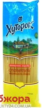 Спагетти Хуторок 450 г – ИМ «Обжора»