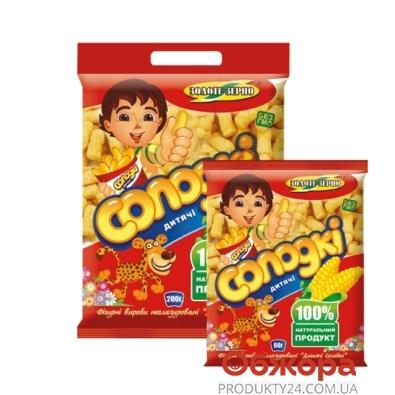 Кукурузные палочки Золотое Зерно Детские 200 г – ИМ «Обжора»