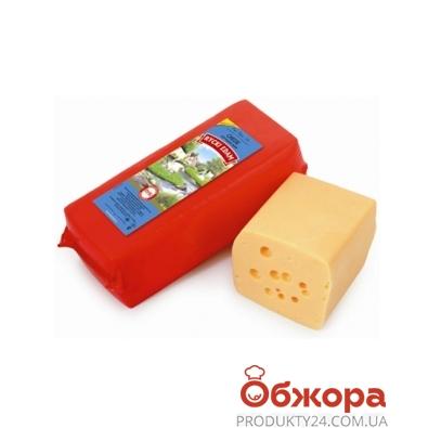 Сыр Рыки (Rycki) Эдам Польша вес – ИМ «Обжора»