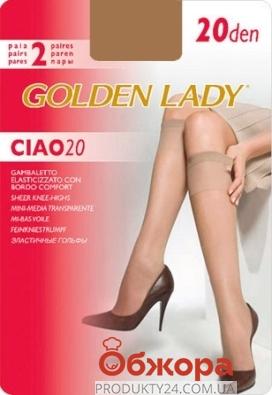 Гольфы Голден Леди (GOLDEN LADY) ciao 20 daino – ИМ «Обжора»