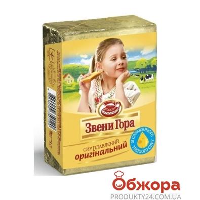 Сырок плавленый ЗвениГора оригинальный  50% 100 г – ИМ «Обжора»