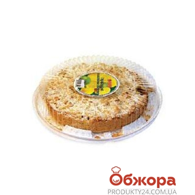 Пирог тертый Булкин с абрикосом 500 г – ИМ «Обжора»