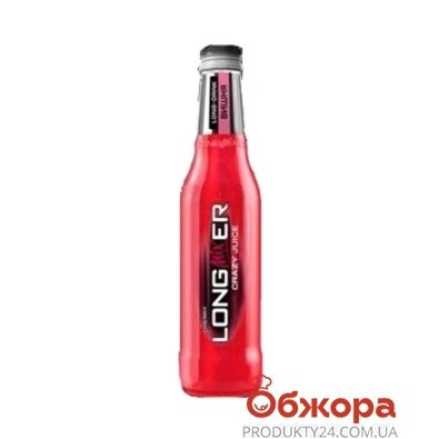 Напиток слабоалкогольный Лонгер водка-вишня 8,2% 0.33 л. – ИМ «Обжора»