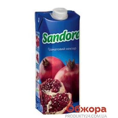 Сок Сандора (Sandora) гранатовый нектар 0,5 л – ИМ «Обжора»