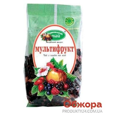Чай Карпатский чай Мультифрукт 100 г – ИМ «Обжора»