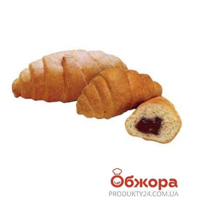 Круассан Булкин с шоколадной  начинкой 80 г – ИМ «Обжора»