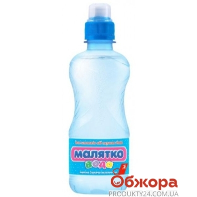Вода Малятко 0,33 л – ИМ «Обжора»