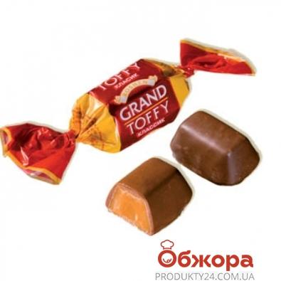 Конфеты Рошен (Roshen) Гранд-тоффи классик весовые – ИМ «Обжора»