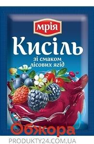 Кисель Мрия 90г лесная ягода – ИМ «Обжора»