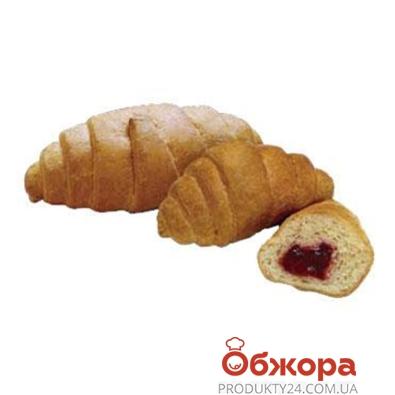 Круассан Булкин с вишневой  начинкой 80 г – ИМ «Обжора»