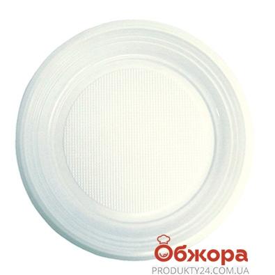 Тарелка Пластик обеденная 10 шт – ИМ «Обжора»