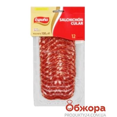 Колбаса Эспана (Espuna) салями Салчичон Кулар с/к 100 г – ИМ «Обжора»