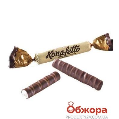 Конфеты Рошен (Roshen) Конафетто сгущёнка весовые – ИМ «Обжора»
