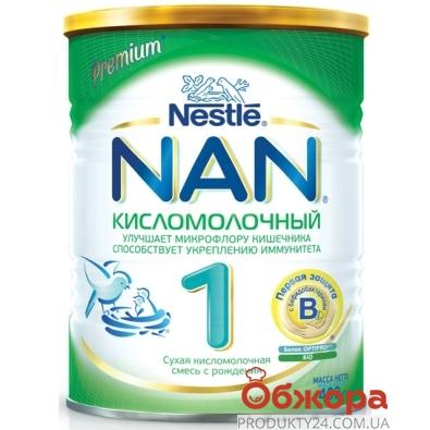 Смесь Нестле (Nestle) WTC Нан-1 Кисломолочный 400 г – ИМ «Обжора»