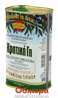 Оливковое масло Терра Крета (Terra Creta) extra virgen 0,5 л – ИМ «Обжора»