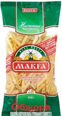 """Макароны Макфа """"Перья"""" 450г – ИМ «Обжора»"""