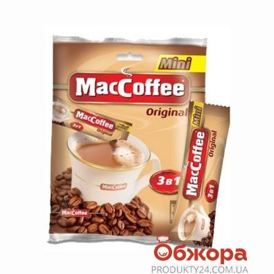 Кофе МакКофе 3 в 1 мини 12 г – ИМ «Обжора»