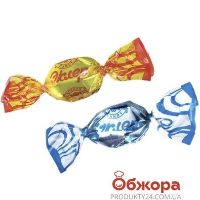 Конфеты карамель Рошен (Roshen) Эклер весовые – ИМ «Обжора»