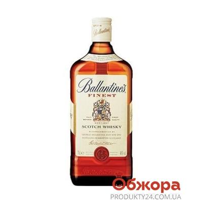 Виски Баллантайнс (Ballantine's) Finest 0.5 л 40% – ИМ «Обжора»