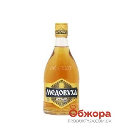 Водка Медовуха Гречана 0,2л. – ИМ «Обжора»