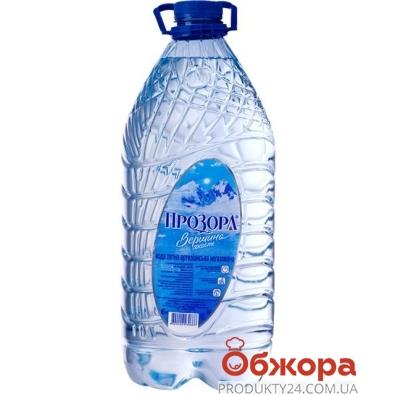 Вода Прозора 6 л. негазированная – ИМ «Обжора»