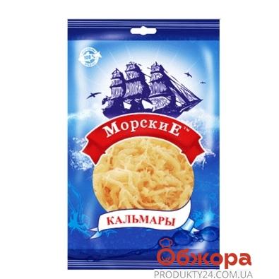 Кальмар Морские сушеный 36 г – ИМ «Обжора»