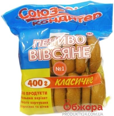Печенье Союз-кондитер овсяное 400г – ИМ «Обжора»