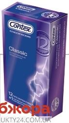 Презервативи Contex Сlassic N12 – ІМ «Обжора»